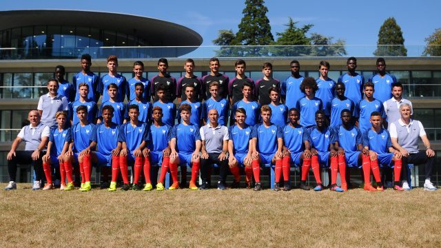 Photo Officielle U16 2016-2017